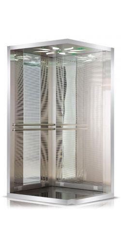 Pyramıd Model Asansör Kabini
