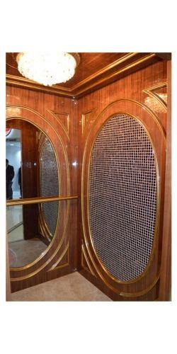 Bıanca Model Asansör Kabini