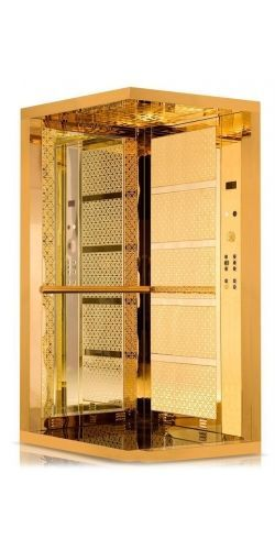 Gold Model Asansör Kabini