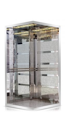 SIMIN Model Asansör Kabini