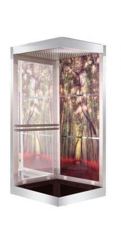 Eternıty Model Asansör Kabini