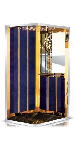 Petra Model Asansör Kabini