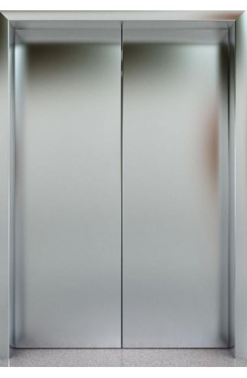 Otomatik Kabin Kapısı B-01 Black Serisi