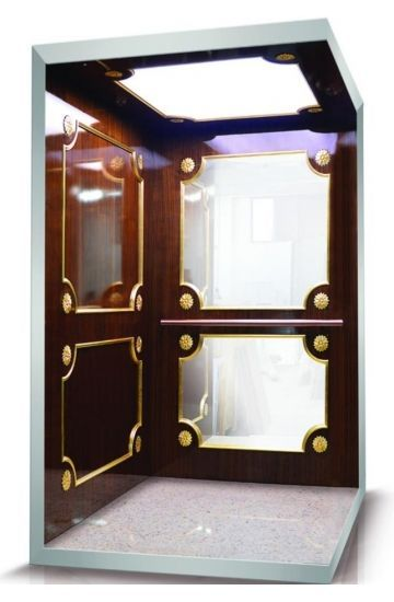 DIANA Model Asansör Kabini