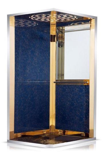 Meterhorn Model Asansör Kabini